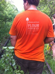 King Arthur Flour Volunteer