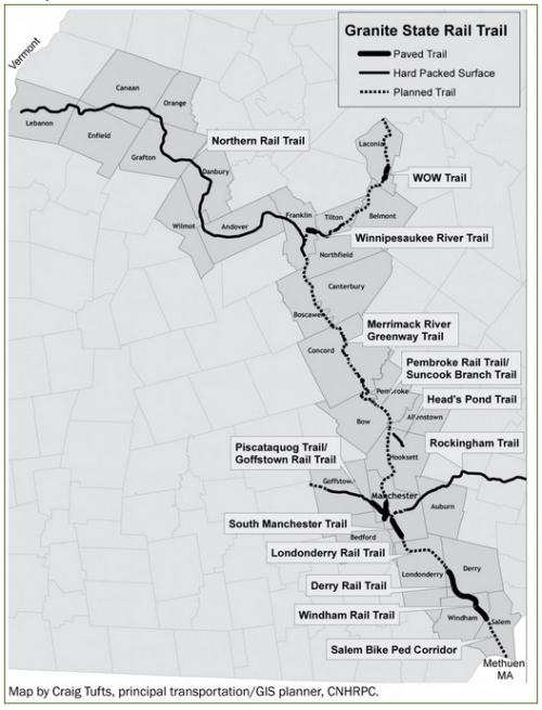 GSRT map