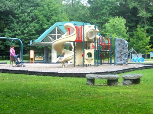 Riverside Community Park Play Structure
