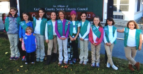 Lebanon Girl Scout Junior Troop #12969