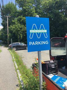 MRG parking